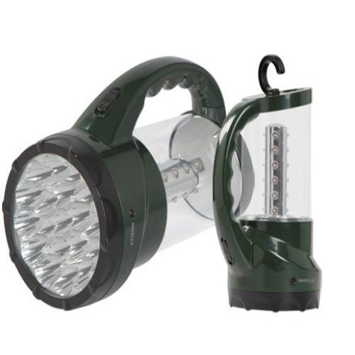 Havells Dazzle Emergency Lantern Cum Torch